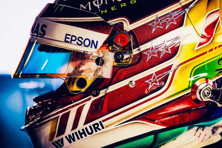 F1 GP BRASIL: 100ª pole da Mercedes