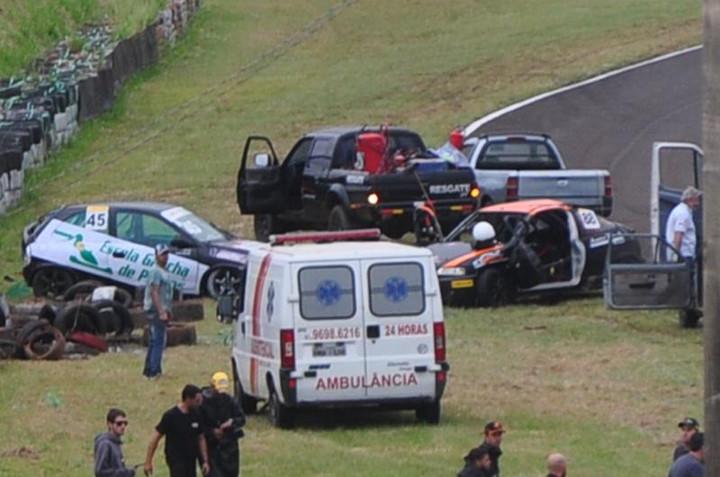GAÚCHO: 1ª etapa gaúcho automobilismo