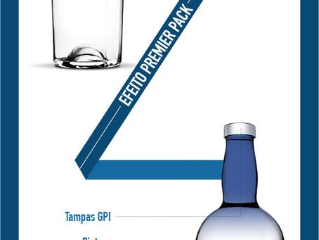 Veja a garrafa Forty Six após a transformação!