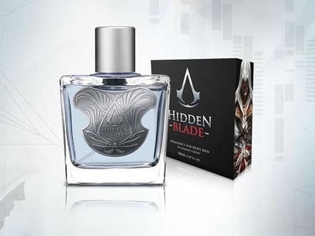 Inspirado em Assassin's Creed, perfume Hidden Blade chega ao Brasil
