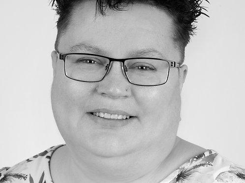 Hjördís Kvaran Einarsdóttir