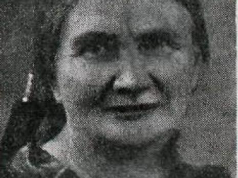 Ingunn Jónsdóttir frá Kornsá
