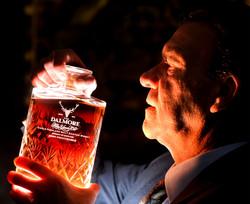 Whisky expert Martin Green