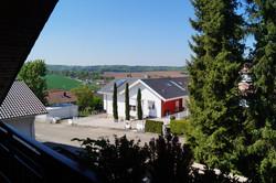 Balkon - Blickrichtung Südwest
