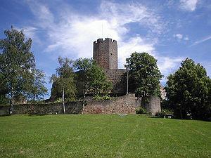 Burg Steinsberg Sinsheim