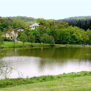 Kreuzbergsee Tiefenbach
