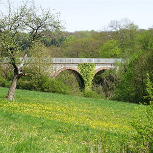Eisenbahnviadukt Eichelberg