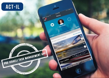 Act IL, a tool of pro-Israel digital manipulation