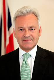 Sir Alan Duncan, Conservative supporter of Palestine