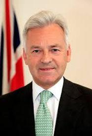 Sir Alan Duncan, formerly Deputy Foreign Secretary