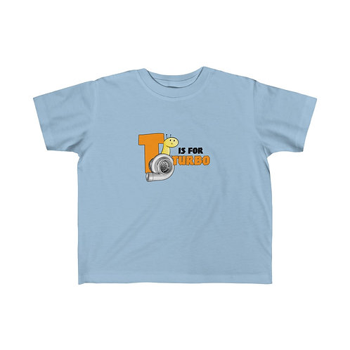 T is for Turbo Kid's Tee