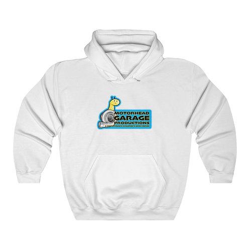 MotorHead SnailHooded Sweatshirt ( Heavy Blend™)