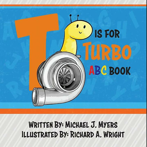 T is for Turbo (Paperback)