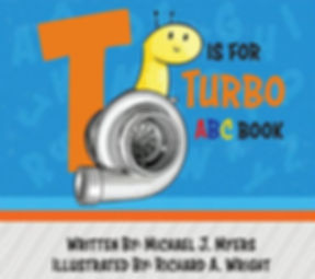T is for Turbo Children's ABC Book