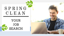 Spring Clean Your Job Search