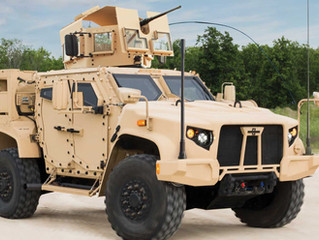 Oshkosh Corporation's JLTVNamed Coolest Thing Made in Wisconsin