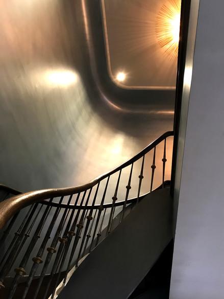 Staircase - interior design & architecture