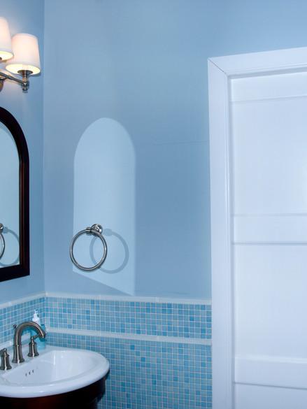 Bathroom renovation / design & architecture