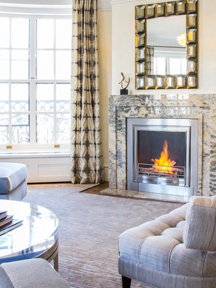 Livingroom - interior design / architecture