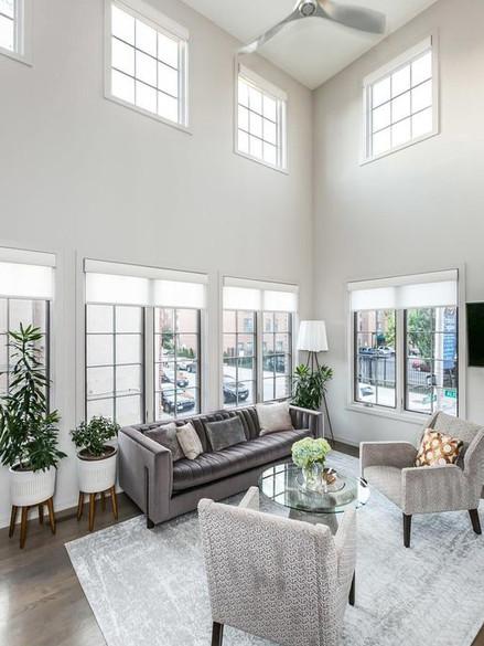 Interior design - Brownstone Loft
