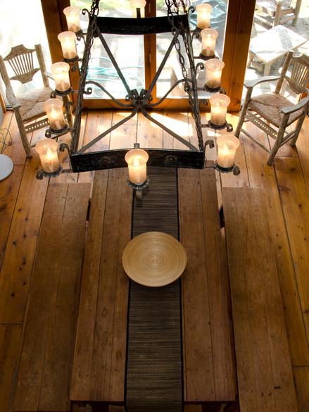 Barn house - interior design / architecture