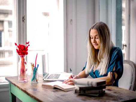 Consejos para hacer Home Office y atender las tareas escolares