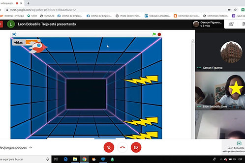 Robogamer Curso videojuegos Online