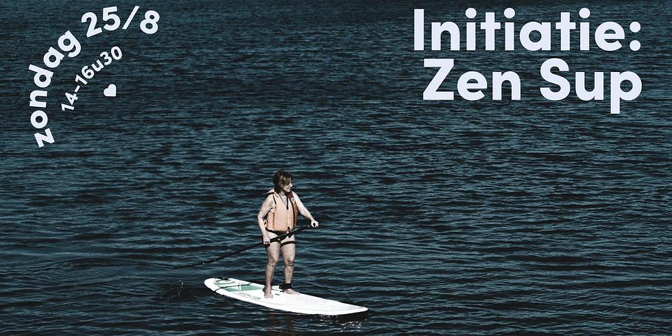 WhatsSUP: Initiatie: Zen Sup