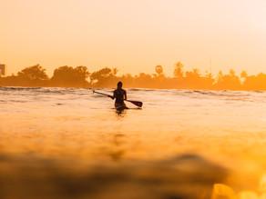 Voordelen van SUP (stand-up paddleboarding) in't kort