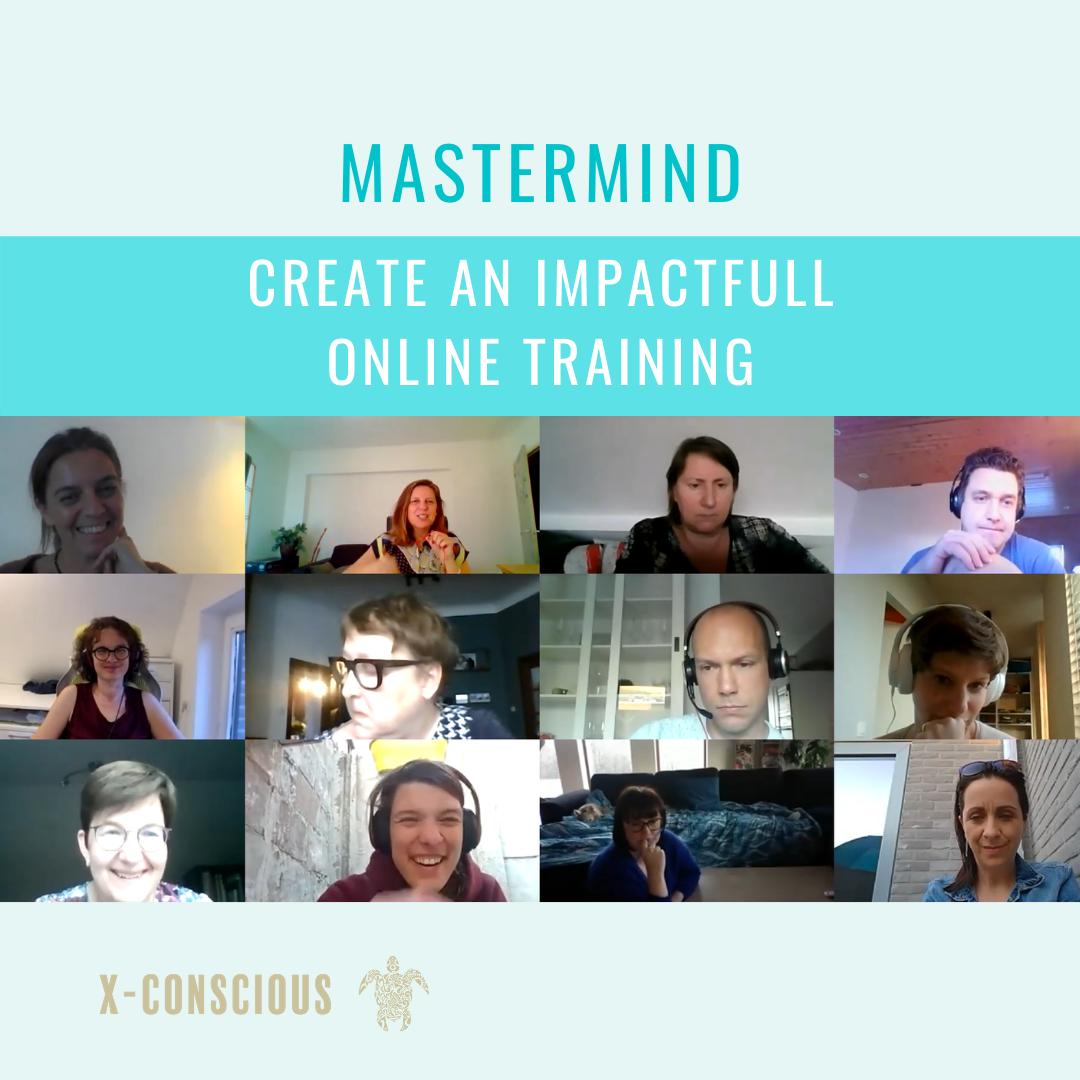 Mastermind: Impactfull online training