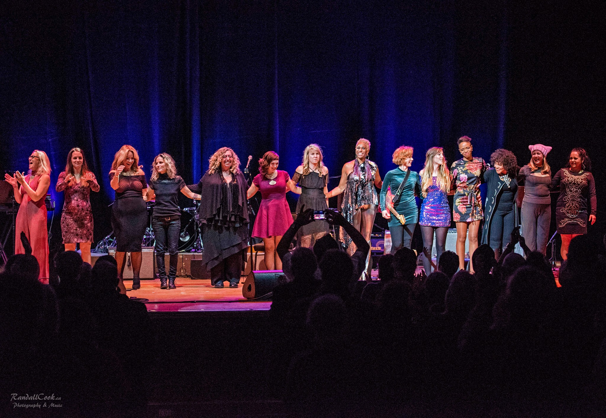 Women's Blues Revue Finale