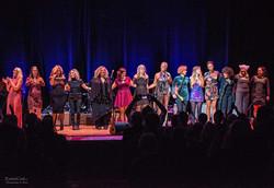 Women's Blues Revue Finale