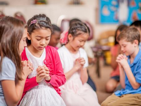 6th Grade Prayer Day