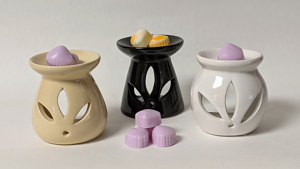 Wax Melter With Cut Out Design