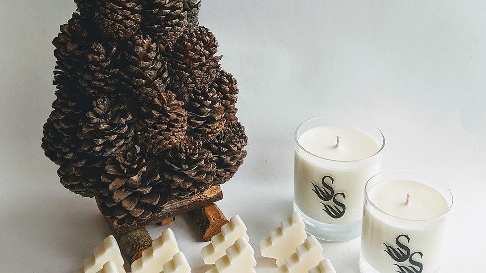 Festive Christmas Tree Wax Melts