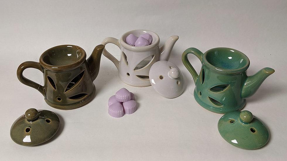 Teapot Wax Melter