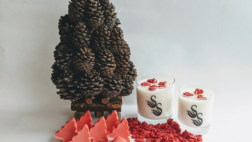 Christmas Spice Soy Wax Candle