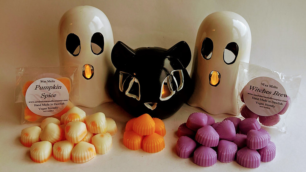 Halloween Scented Soy Wax Melts