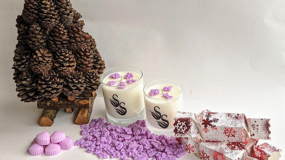 Frankincense & Myrrh  Soy Wax Candle