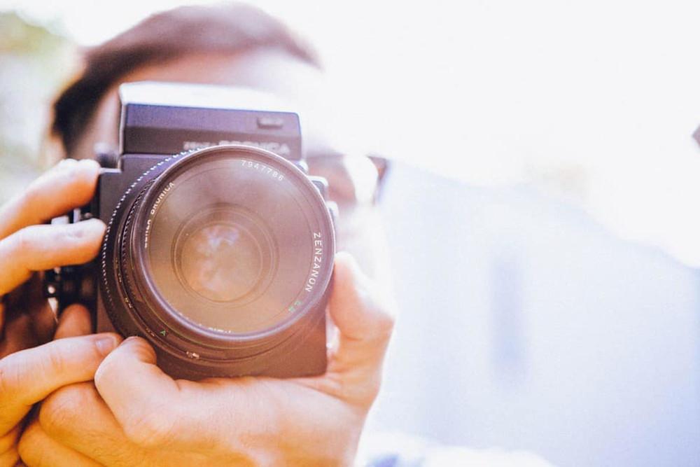 Direito autoral - fotografia