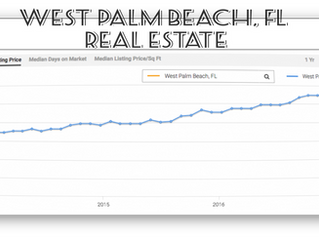 West Palm Beach Real Estate Market Trends as Many More Call it Home.