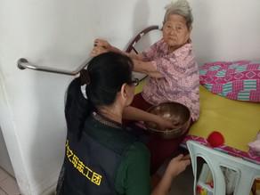 感恩大地之母志工团每个月的帮助🙏🙏🙏辛苦你们了❤❤❤