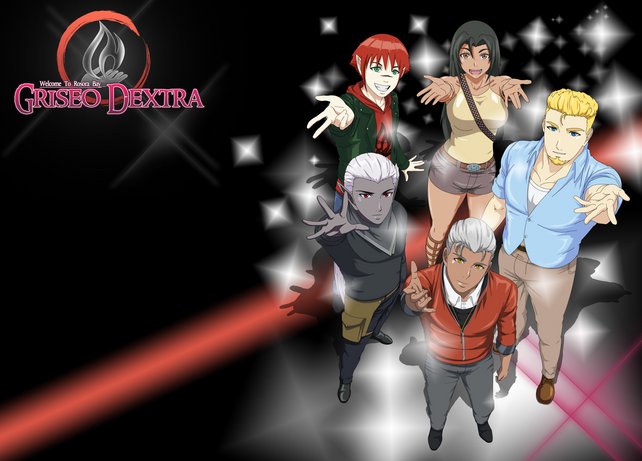 Griseo Dextra: Welcome To Rosora Bay