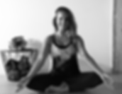 Amé van Meijl, Yoga, Vinyasa