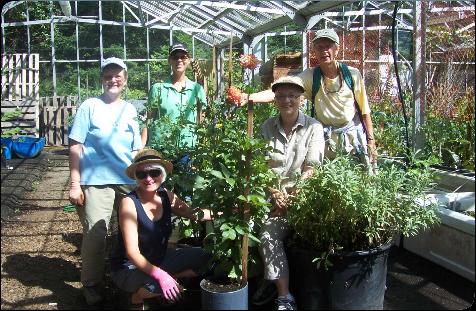 纳奈莫社区园艺协会