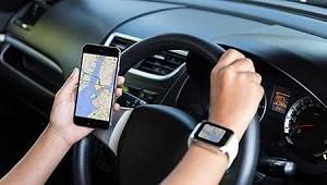 在温哥华岛分心驾驶要罚多少钱?