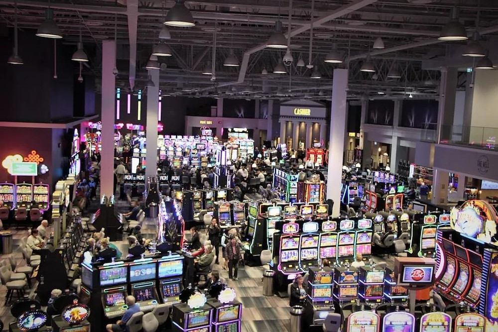 维多利亚Elements Casino赌场娱乐设施