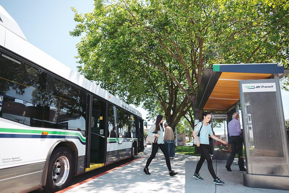 维多利亚有望所有人乘公交免费