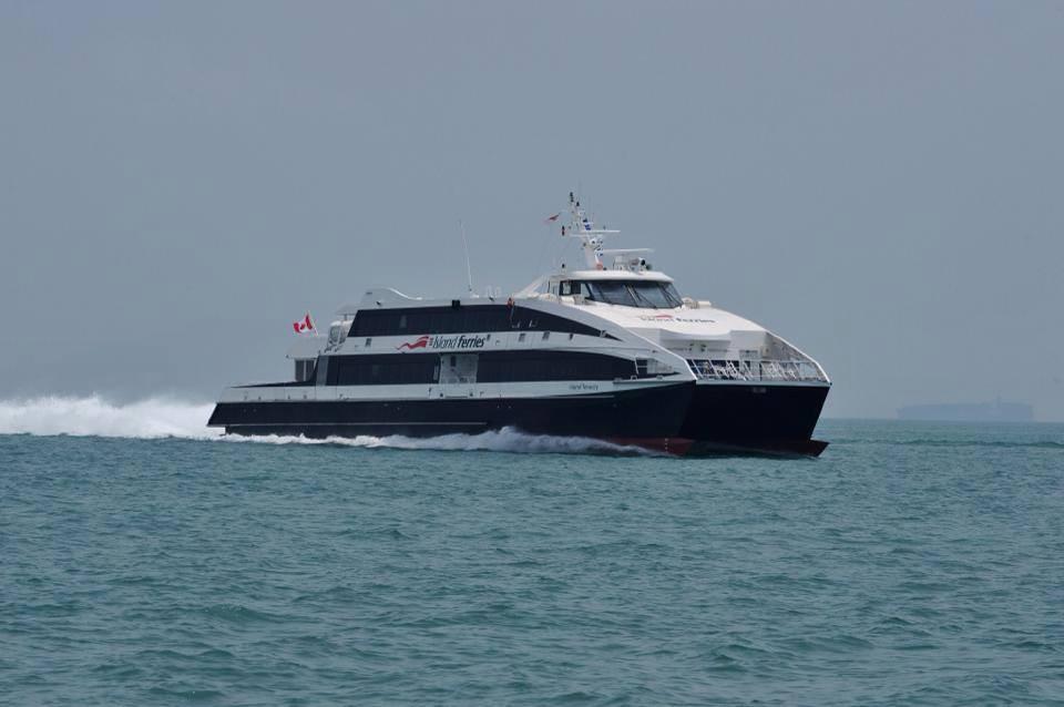 曾经承诺的1小时纳奈莫到温哥华市中心新Ferry现在如何?