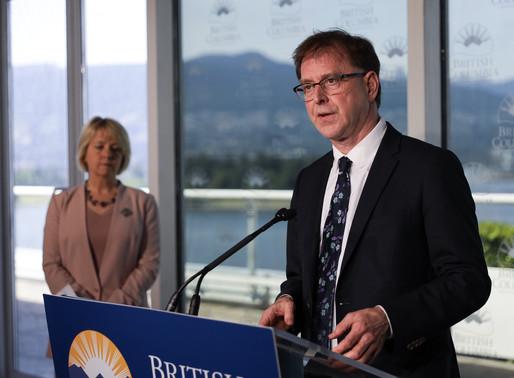 8月7日:温哥华岛今日新增1名新冠确诊病例;近两周新增病例均位于中部地区